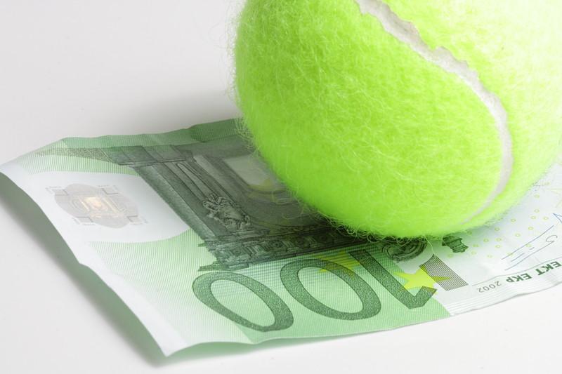 テニスのブックメーカー